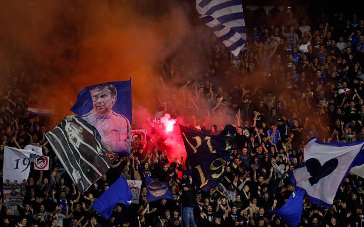 Οπαδοί της Αταλάντα ανέβασαν πανό με το οποίο ζητούν να μην ξεκινήσει η Serie A 1