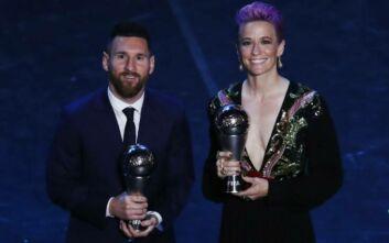 Ακυρώνει τα βραβεία της FIFA και απειλεί και τη «Χρυσή Μπάλα» ο κορονοϊός