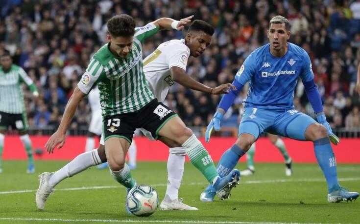 La Liga: Τρία κρούσματα κορονοϊού και στη Μπέτις