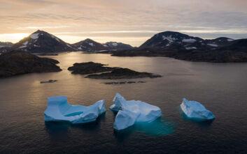 Φόβοι από την Copernicus για τις φωτιές «ζόμπι» στην Αρκτική