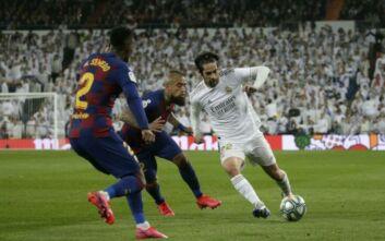 La Liga: Θα παίξουν 11 αγωνιστικές σε 35 μέρες