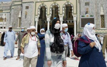 Απαγόρευση κυκλοφορίας για τη μουσουλμανική γιορτή Ιντ Αλ-Φιτρ επιβάλει η Σαουδική Αραβία