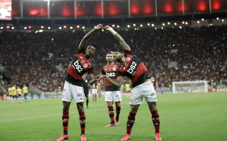 Κορονοϊός – Βραζιλία: Η Φλαμένγκο απολύει 62 υπαλλήλους της