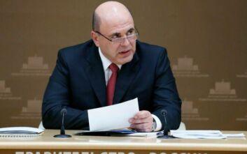 Επιστρέφει στα καθήκοντά του ο πρωθυπουργός της Ρωσίας που είχε κορονοϊό