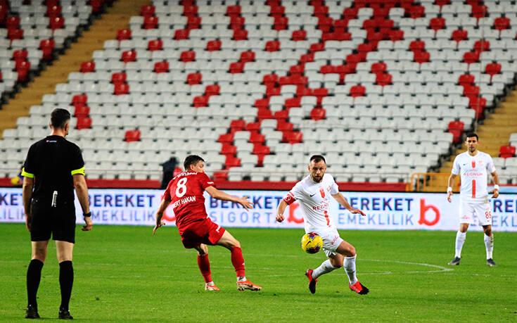 Επιστροφή στις 12 Ιουνίου στην ποδοσφαιρική δράση αποφάσισε η Τουρκία 1
