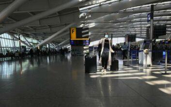 Πρόγραμμα εθελούσιας εξόδου στο αεροδρόμιο Χίθροου - Μειώθηκαν κατά 97% οι επιβάτες