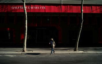 Ανοίγει ξανά αύριο το φημισμένο πολυκατάστημα του Παρισιού Galeries Lafayette