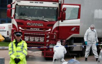 Ακόμη 26 συλλήψεις σε Γαλλία και Βέλγιο για το φορτηγό της φρίκης στο Έσεξ
