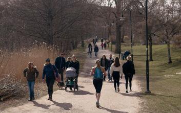 Οργισμένη η Σουηδία με τον ΠΟΥ: Την περιέλαβε στον κατάλογο των χωρών με «ισχυρή επανεμφάνιση» του κορονοϊού