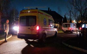 Φωτιά σε νοσοκομείο στη Ρωσία, τουλάχιστον ένας νεκρός