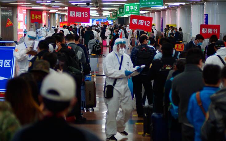 Παραδοχή Κίνας για κορονοϊό: «Κατανοητή η κριτική για την πανδημία – Την δεχόμαστε με ταπεινότητα»