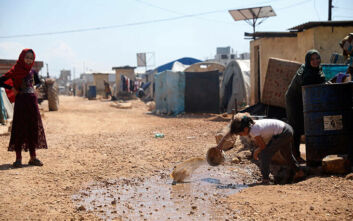 ΟΗΕ: 9,3 εκατομμύρια άνθρωποι δεν έχουν να φάνε στη Συρία