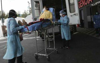 Ισημερινός - Κορονοϊός: 308 θάνατοι, 1.128 κρούσματα σε ένα 24ωρο