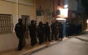 Συνελήφθη στην Ισπανία ύποπτος για διασυνδέσεις με το Ισλαμικό Κράτος