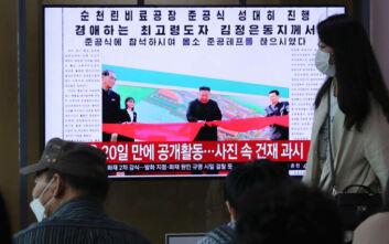 Η επανεμφάνιση του Κιμ Γιογνκ Ουν και τα σενάρια για σωσία του