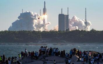 Έπεσε στη Γη διαστημικό σκουπίδι βάρους 18 τόνων