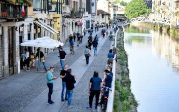 Συνεχίζεται η αύξηση των κρουσμάτων σε Ιταλία, Ισπανία και Γαλλία