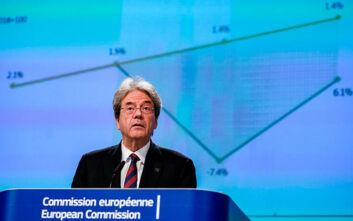 Κομισιόν προς χώρες ΕΕ: Μην ασχολείστε με το δημοσιονομικό έλλειμμα, προέχει η υγεία και η απασχόληση