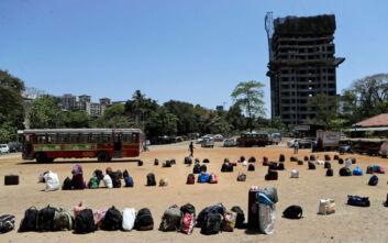 Φρικτό δυστύχημα στην Ινδία, τρένο συνέθλιψε εργάτες που κοιμούνταν στις ράγες