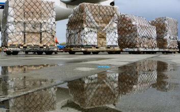 Η Τουρκία δεν επέτρεψε τη διέλευση αεροσκάφους με ιατρικό εξοπλισμό για την Κύπρο