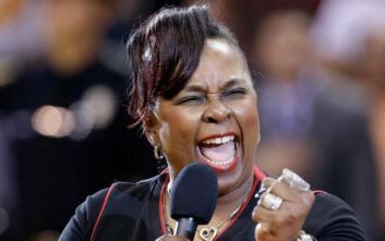 Έφυγε από τη ζωή η θρυλική τραγουδίστρια της soul, της funk και της R&B, Μπέτι Ράιτ