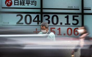 Πτώση σημειώνουν οι Διεθνείς αγορές εν μέσω φόβων για δεύτερο κύμα κορονοϊού
