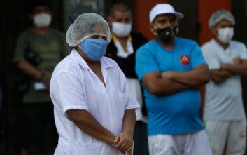 Δραματική προειδοποίηση Π.Ο.Υ. για Βραζιλία, Περού και Χιλή