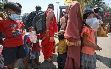 Το εφιαλτικό σενάριο για 1,2 εκατ. νεκρά παιδιά σε έξι μήνες στη μάχη κατά του κορονοϊού