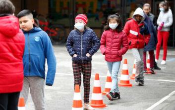 Από την ερχόμενη εβδομάδα η υποχρεωτική χρήση μάσκας σε όλη τη Γαλλία