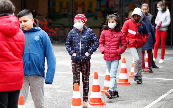 Δεν θα κλείσουν τα σχολεία παρά την μετάλλαξη του κορονοϊού – Newsbeast