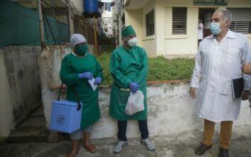 «Πλήρη υποστήριξη» από την Κούβα στον Παγκόσμιο Οργανισμό Υγείας