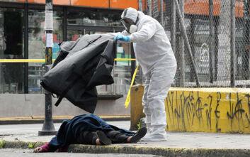 Τραγικές εικόνες: Τουλάχιστον 19 άνθρωποι πέθαναν στο σπίτι ή στους δρόμους του Ισημερινού