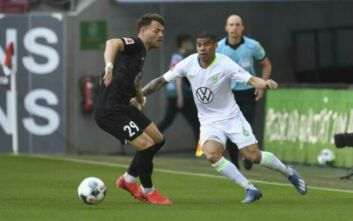 VAR: Το πρώτο γκολ που ακυρώθηκε στην επανέναρξη της Bundesliga
