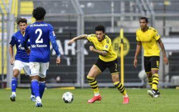Οκτώ τραυματισμοί με την επανέναρξη της Bundesliga