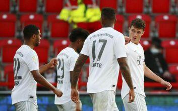 Bundesliga: Εύκολα η Μπάγερν 2-0 την Ουνιόν στο Βερολίνο