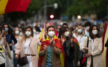 Αύξηση των νεκρών σε 24 ώρες στην Ισπανία - Παράταση της κατάστασης έκτακτης ανάγκης θέλει ο Σάντσεθ