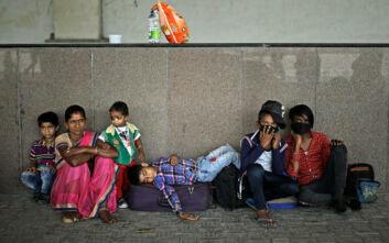 Πάνω από 100.000 τα κρούσματα κορονοϊού στην Ινδία - 3.163 οι θάνατοι
