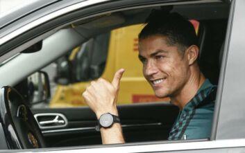 Ο Ρονάλντο επέστρεψε με νέο στυλ στη Γιουβέντους