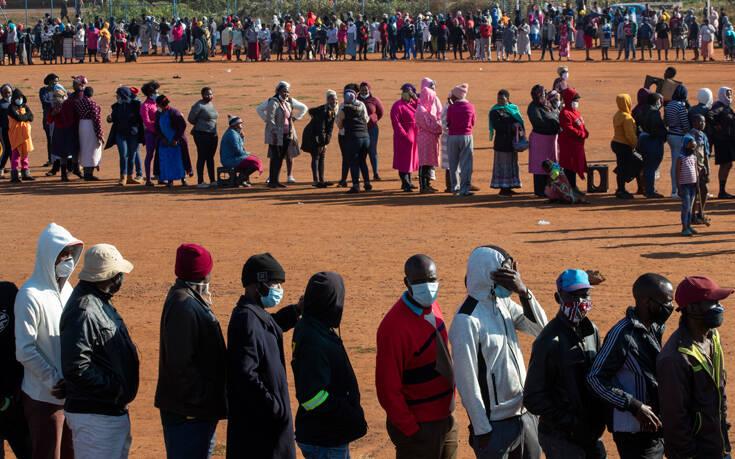 Προειδοποίηση από τον ΠΟΥ: Επιταχύνεται η εξάπλωση του κορονοϊου στην Αφρική