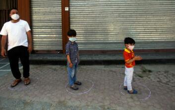«Η πανδημία βλάπτει σοβαρά τα δικαιώματα των παιδιών διεθνώς»