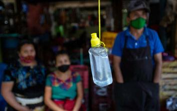 Καρατομήθηκε ο υπ. Υγείας της Γουατεμάλας εξαιτίας του κορονοϊού