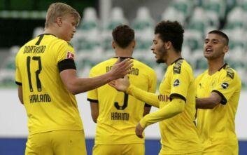 Bundesliga: Στο -1 η Ντόρτμουντ, 3άρα της Λεβερκούζεν στη Γκλάντμπαχ