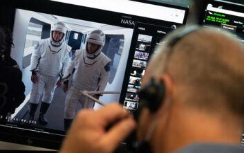 SpaceX: Σήμερα αναμένεται να ξεκινήσει μία νέα διαστημική εποχή... αν το επιτρέψει ο καιρός