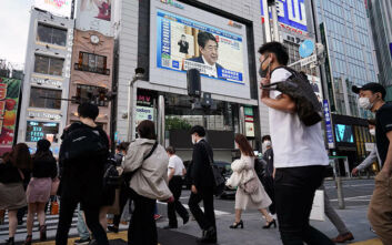 Βγαίνει από την κατάσταση έκτακτης ανάγκης στο Τόκιο