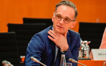 Γερμανός ΥΠΕΞ: «Μένει πολύς δρόμος μέχρι να ολοκληρωθεί το ευρωπαϊκό Ταμείο Ανάκαμψης»