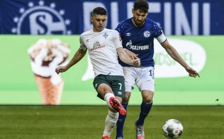 Bundesliga: Νίκησε τη Σάλκε και ελπίζει η Βέρντερ