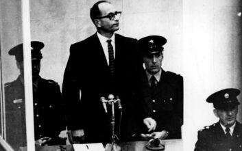 Άντολφ Άιχμαν: 60 χρόνια από τη σύλληψη του εμπνευστή της «τελικής λύσης» και της εξόντωσης των Εβραίων