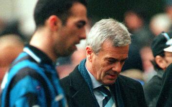 «Έσβησε» ο Τζίτζι Σιμόνι – Ο προπονητής που οδήγησε την Ίντερ στην κατάκτηση του UEFA το 1998