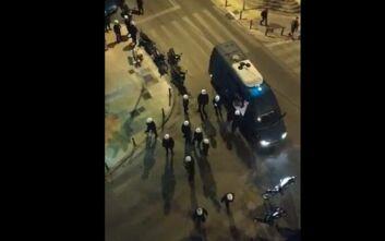 Αντιμέτωποι με πλημμελήματα οι συλληφθέντες στην πλατεία Αγίου Γεωργίου στην Κυψέλη