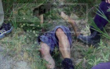 To χρονικό της σύλληψης του «δράκου» της Λευκίμμης – Κρυβόταν με οπλισμένη καραμπίνα και μαχαίρια